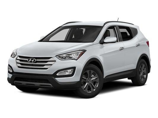 Santa Fe Toyota >> 2015 Hyundai Santa Fe Sport 2 4l