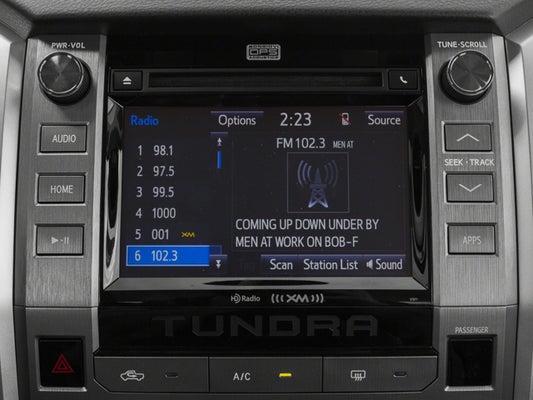 2016 Toyota TUNDRA 4X4