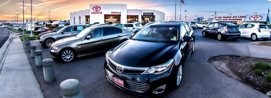 Roseville Toyota Roseville CA | Toyota Dealership Near